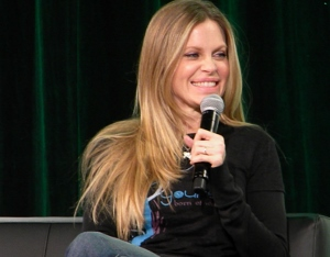 Kristin Bauer van Straten – Pam from True Blood - at Emerald City Comicon 2013