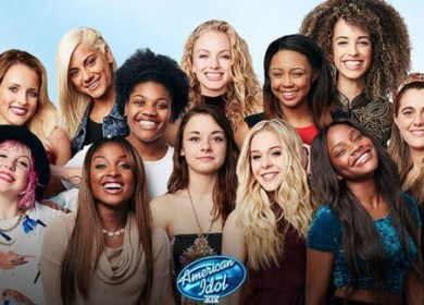 American Idol 14 top 12 girls rs