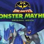 Batman Unlimited Monster Mayhem feat