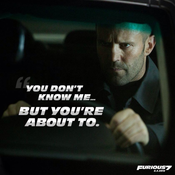 Paul Walker Quote Wallpapers Film In Review Furious 7 2015 Cinematic Crash Course