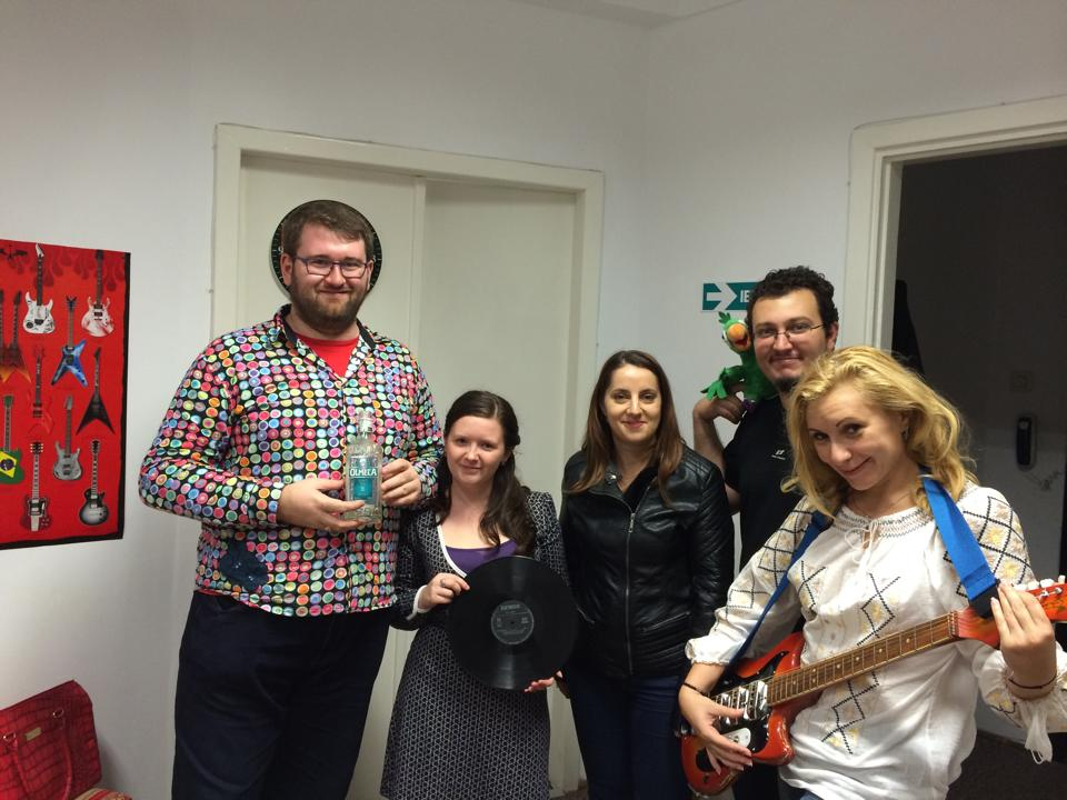 Echipa bloggerilor