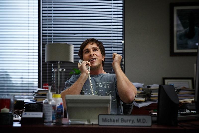 El este Michael Burry