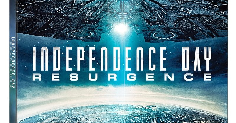 Independence Day 2 pe Steelbook, Blu Ray Combo (3D+2D), Blu Ray, DVD