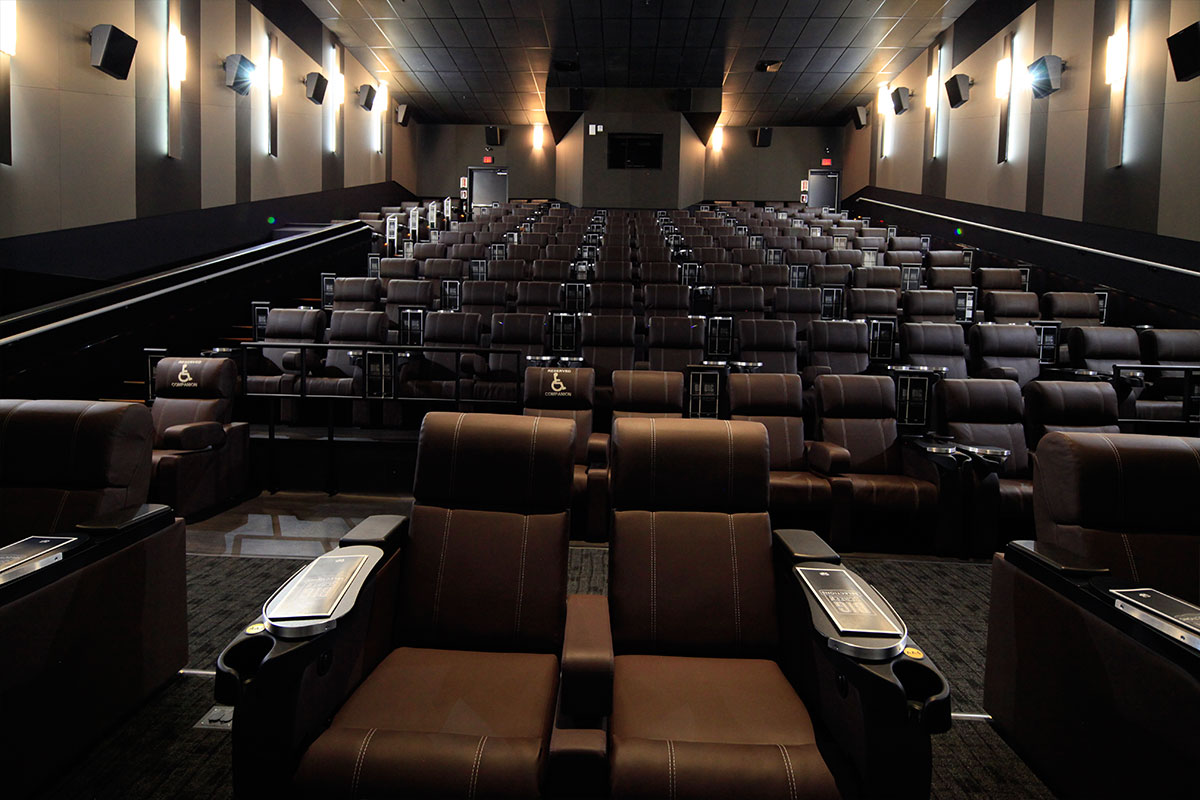 Recliners Winnipeg Cineplex Evenements Dentreprise