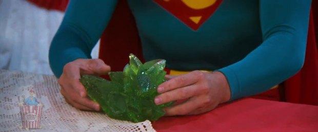 Si Superman juega con esto, posiblemente no sea kryptonita.