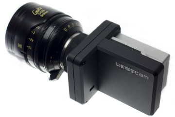 Weisscam T Concept Camera (T Head)
