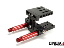 CINEIK Film Tools: Rod Rail Support System, Dolly & More To Follow: