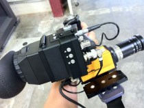 Cineroid EVF on a 2k Camera: