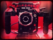 RED EPIC in Battleship Mode from REDMODZ: