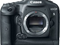 Canon EOS 1D X DSLR Camera With Dual DiG!C 5+ Imaging Processors: