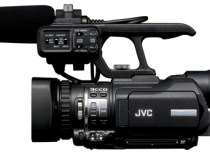 The JVC GY-HM150 Camcorder Adds Some New bits: