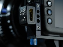 LockPort7 Saves Your HDMI Cable on your Canon 7D Camera: