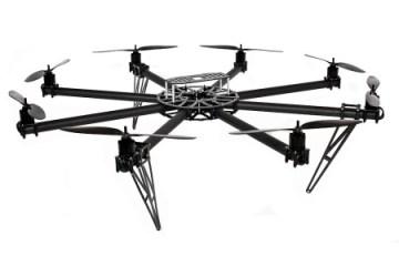 Quadrocopter_cs8