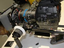 Canon EOS C300 Camera Clad in Nothing but Genus Gear: