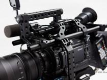 MOVCAM Sony PMW-F3 Modular Camera Rig: