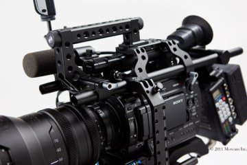 sony PMW-F3 support rig -focus hook