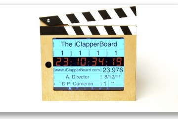 iClapperBoard