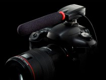 The SmartMyk DSLR Microphone Built by Pro's for Pro Sound: