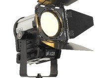 Litepanels Expands LED Fresnel line & On-camera Lights at NAB: