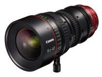 Four New Canon 4K Lenses in EF and PL Mount Versions: