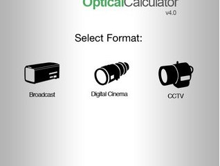 Fujinon Opticalculator