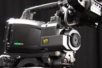 Sony PMW-V350 VariDof