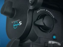 Vinten to Launch New Vision blue5 Tripod System at NAB: