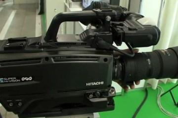 NHK 8K Camcorder
