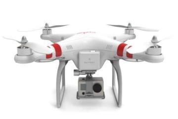 DJI Phantom GoPro Camera