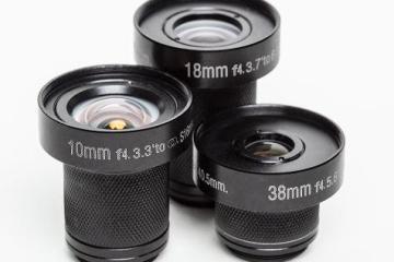 Super 16mm Digital Bolex lenses