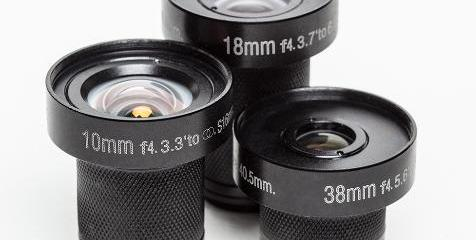 Super 16mm Digital Bolex lenses