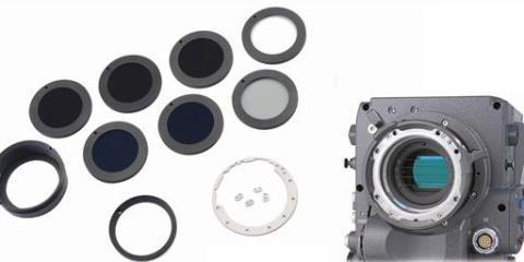 Schneider Optics In Camera Filter ARRI Alexa