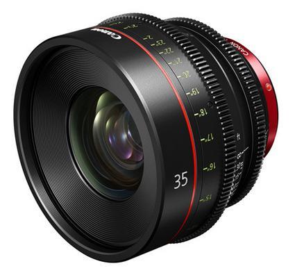 35mm Cinema Prime Lens