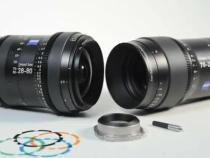 Carl Zeiss Compact Zoom CZ.2 Lenses Introductory Video: