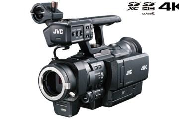 JVC JY-HMQ30 4K Camera