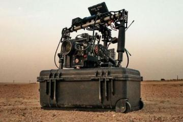 MotionLock Brushless Gimbal Camera Rig