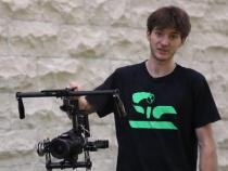 The Ghost Brushless Gimbal Camera Rig: