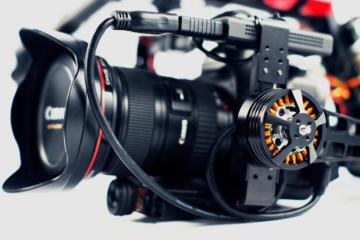 BeStready One Brushless Gimbal Camera Rig