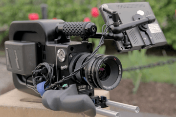Black Betty Camera