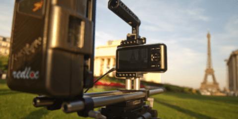 Blackmagic Cinema Camera Paris