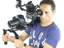 The FILMCITY I-Shoot Shoulder Rig: