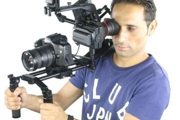 CineCity I-Shoot shoulder rig