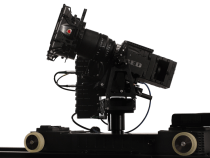 BlackcamSystem Compact and Portable Remote Controlled Camera Tracking Systems at IBC: