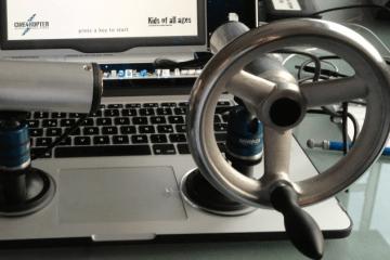 Hurricane Wheels Gearhead Simulator