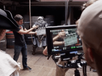 Corridor Digital BTS Assassin's Creed 4 Shooting With RED Cameras: