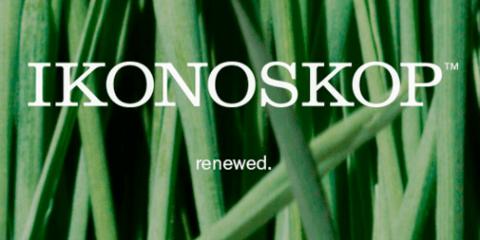 ikonoskop are back in business