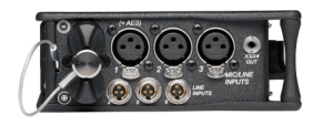 Sound Devices 633 Inputs