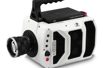 Vision Research Phantom v2010 Camera