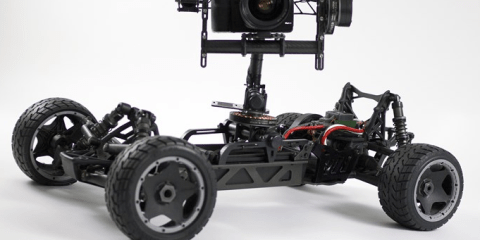 ActivRig 3-Axis Brushless Gimbal Buggy