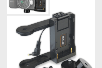 BST-1 Blackmagic Pocket Cinema Camera BPU Adaptor